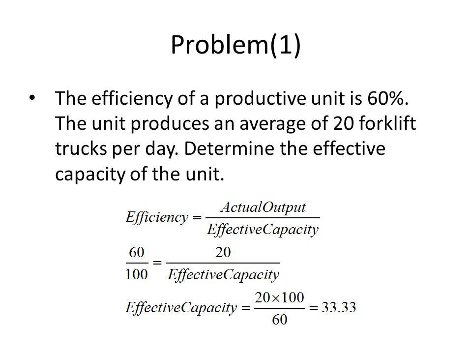 Problem(1)