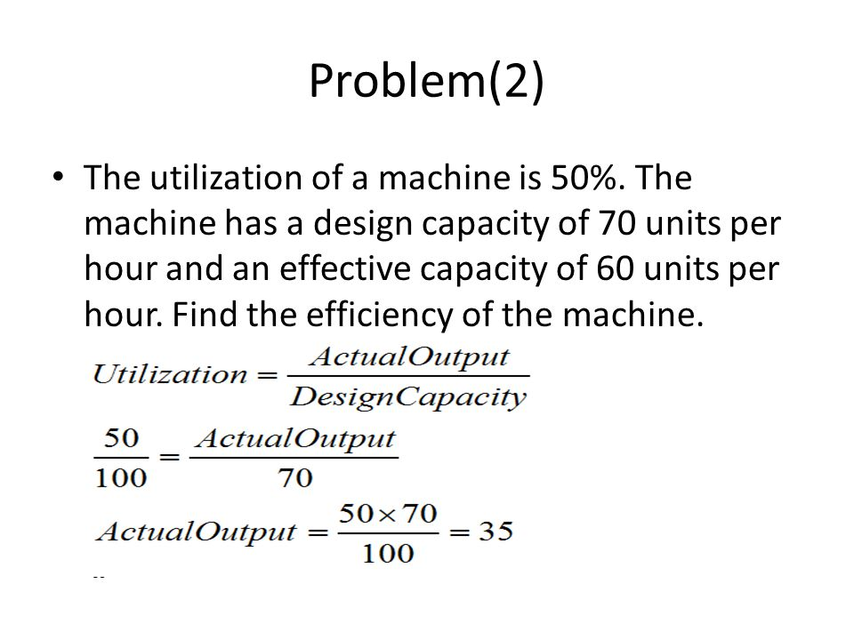 Problem(2)