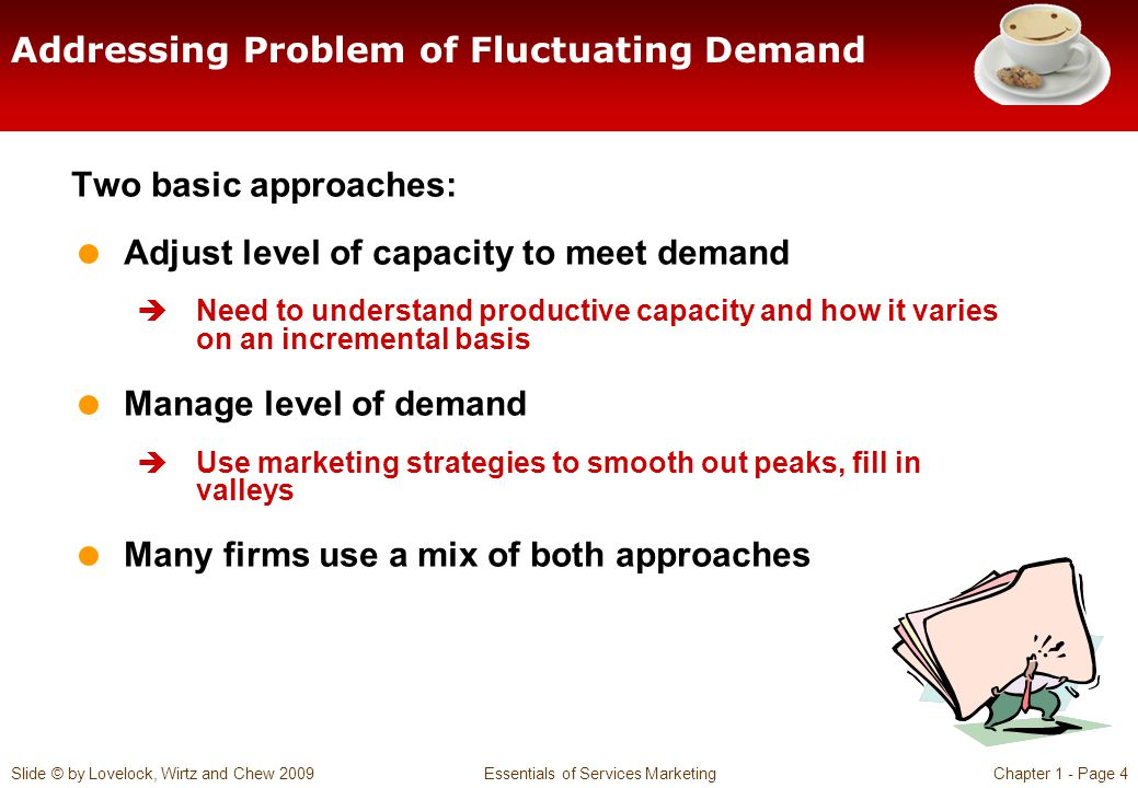 Addressing Problem of Fluctuating Demand