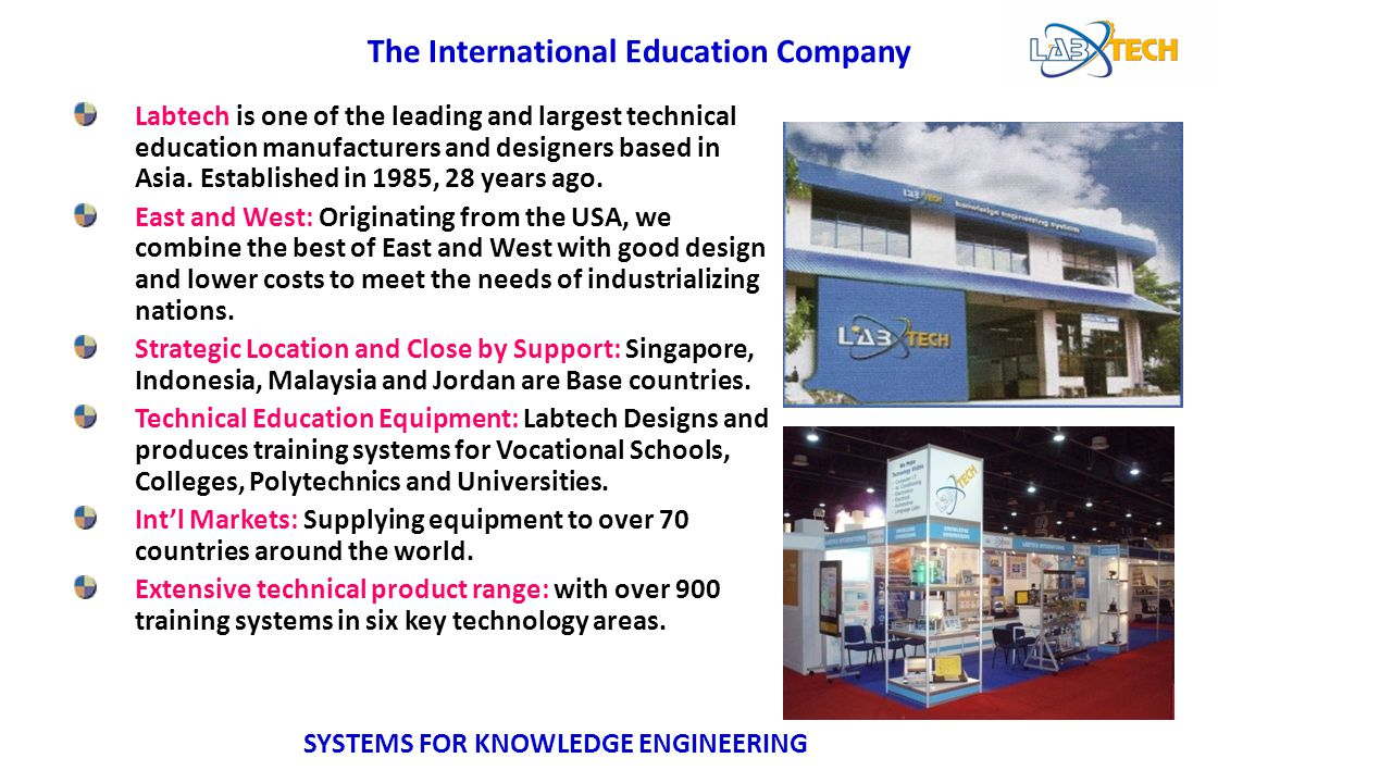 The International Education Company