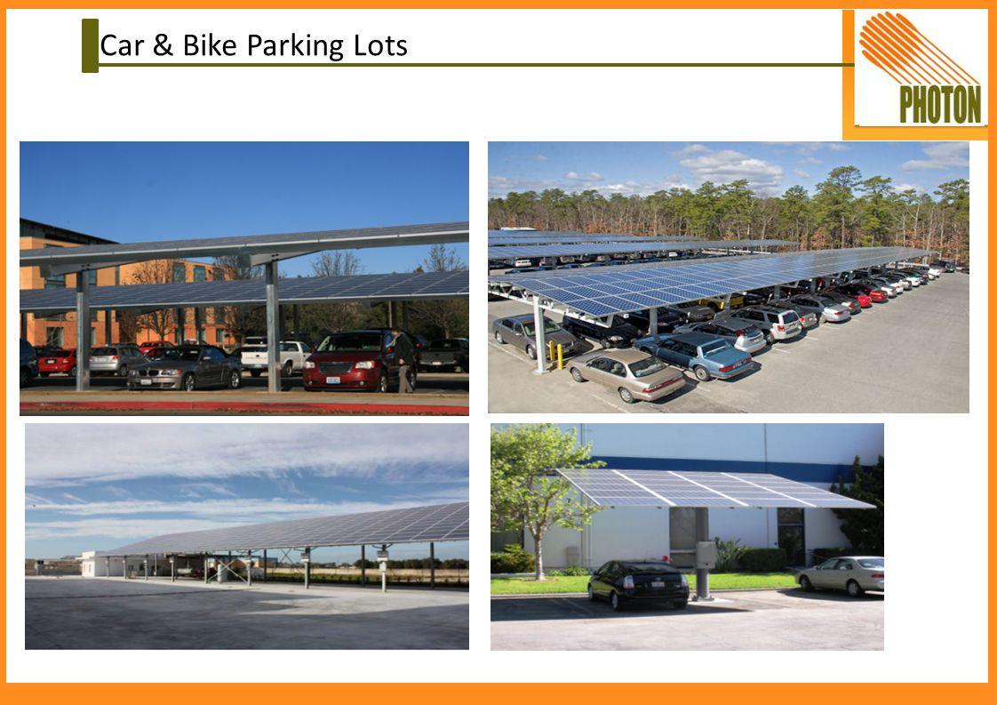 Car & Bike Parking Lots