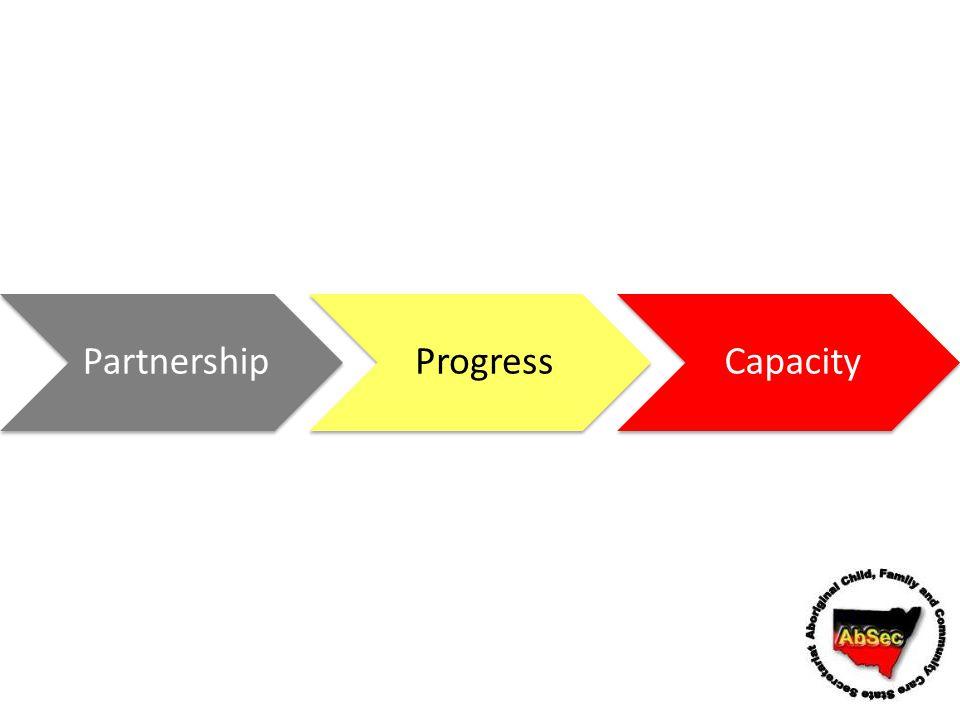 Partnership Progress Capacity