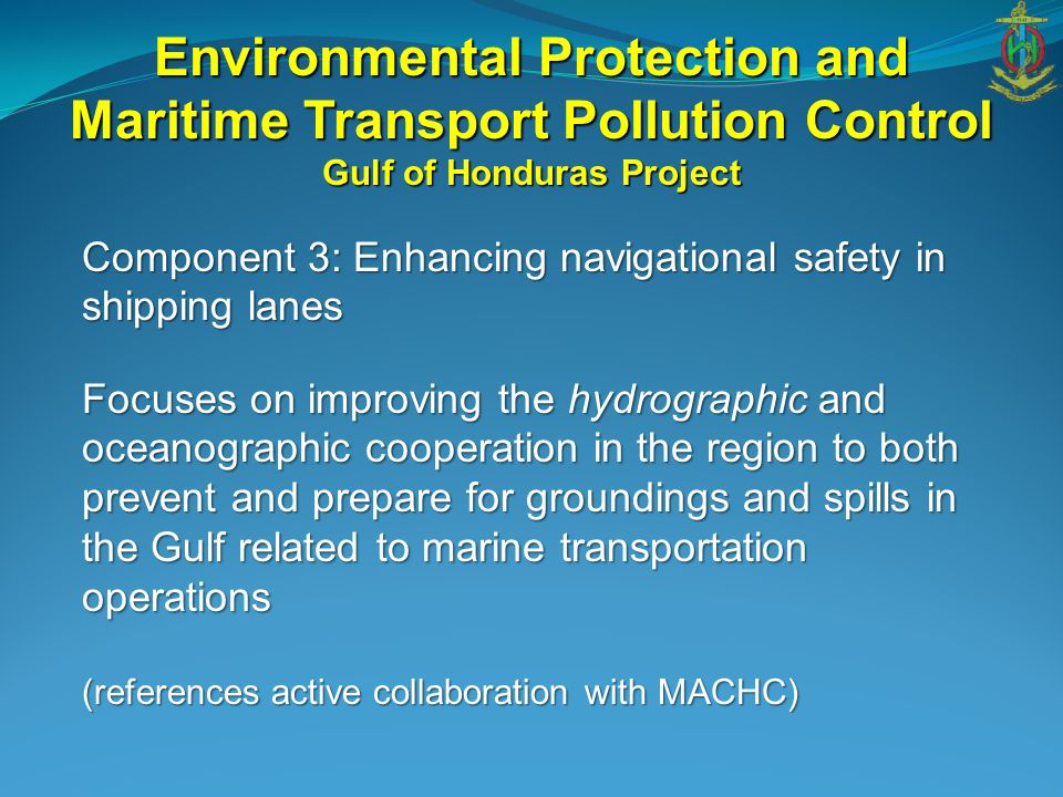 Environmental Protection and Maritime Transport Pollution Control