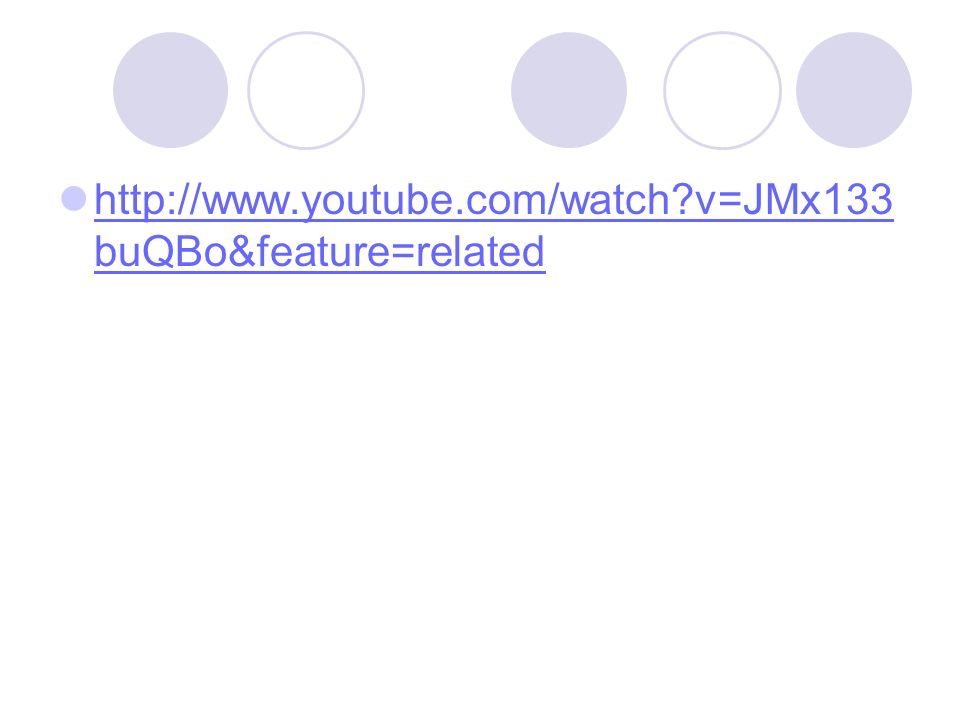 http://www.youtube.com/watch v=JMx133buQBo&feature=related