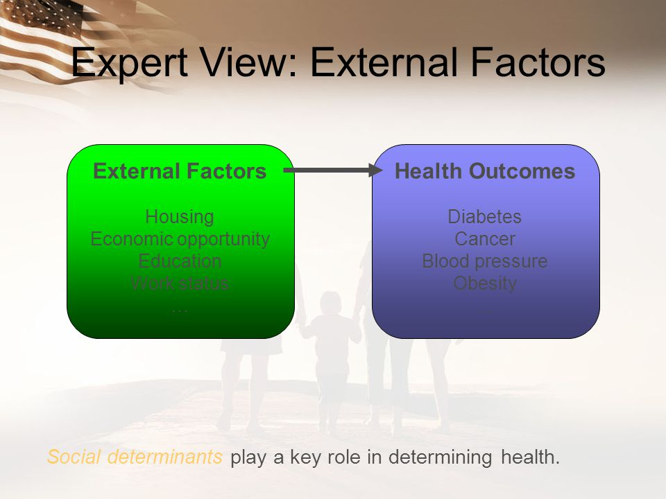 Expert View: External Factors
