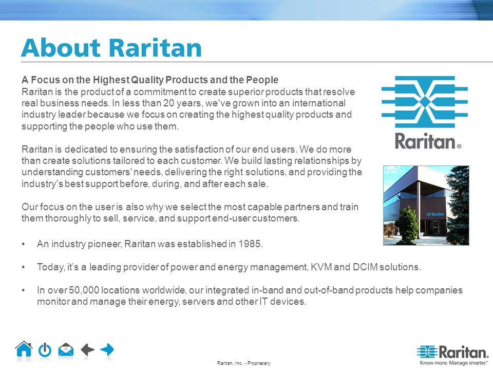 A Focus on the Highest Quality Products and the People