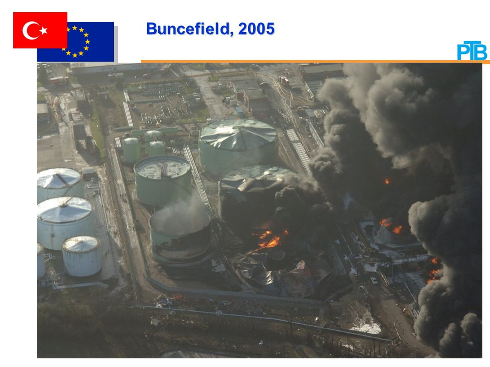 Buncefield, 2005
