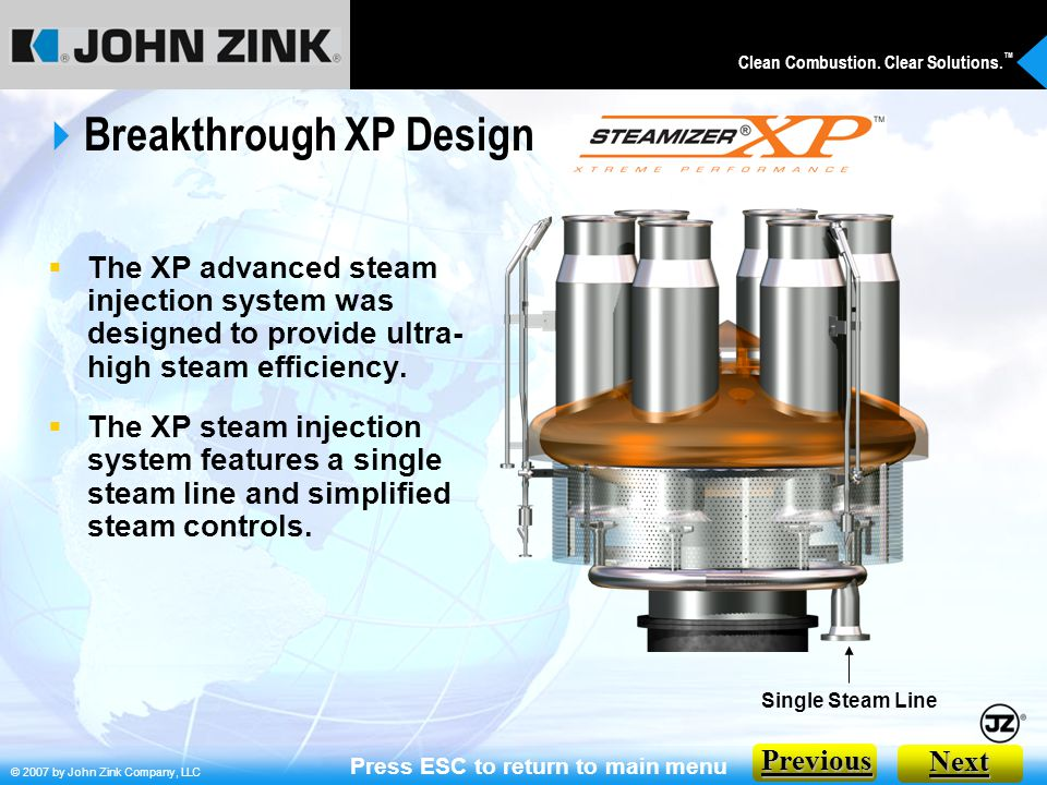 Breakthrough XP Design