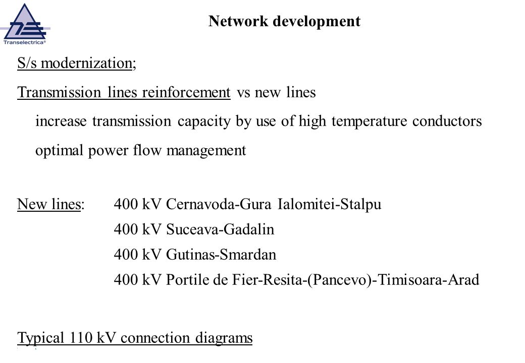 Transmission lines reinforcement vs new lines