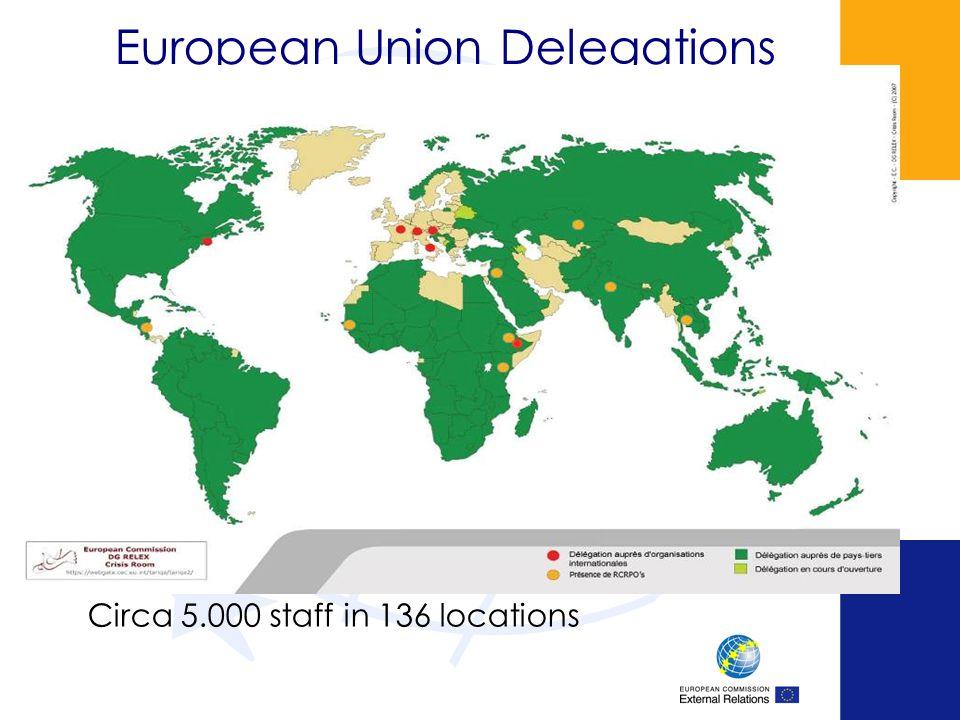 European Union Delegations