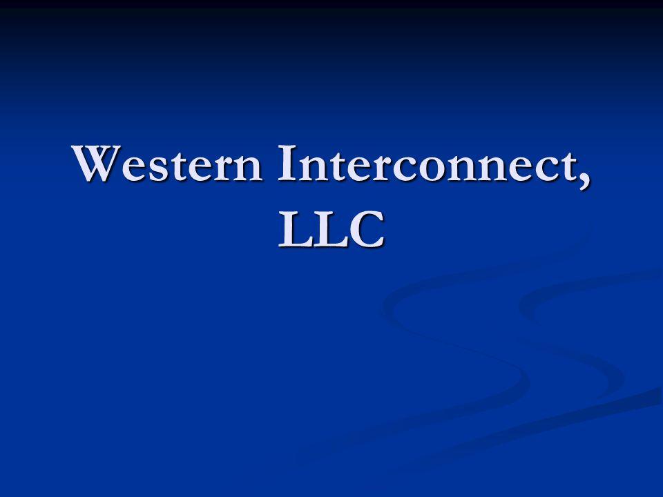 Western Interconnect, LLC
