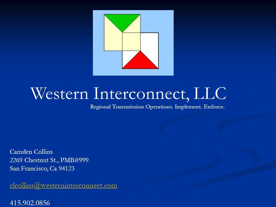 Western Interconnect, LLC