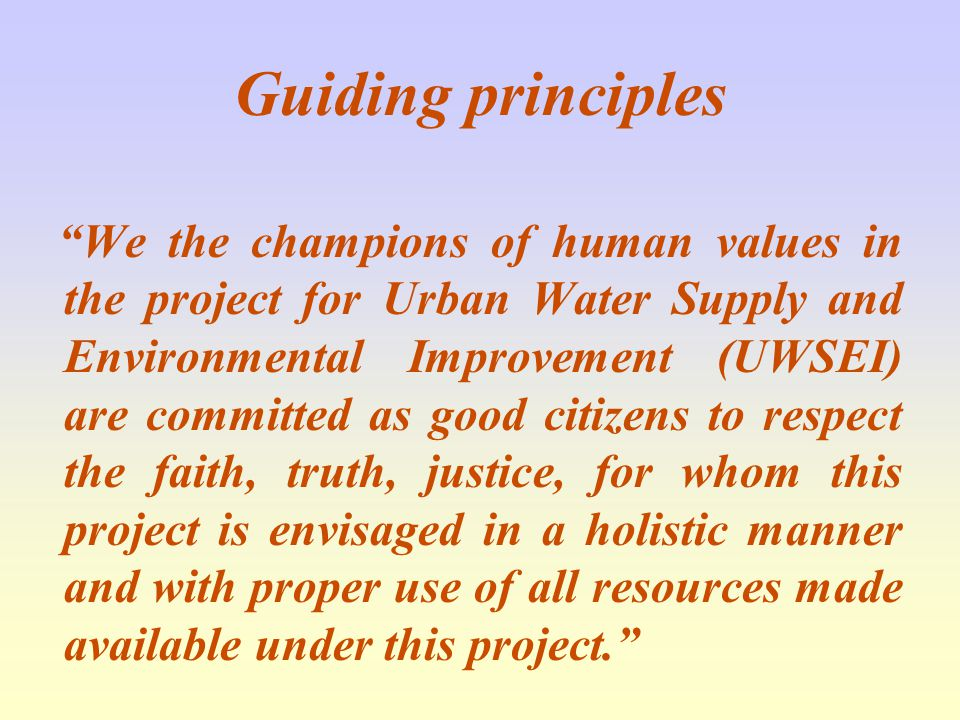 principles of a relationship based caregiving environmental engineering