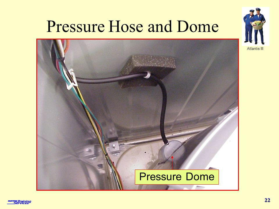 4/1/2017 Pressure Hose and Dome Pressure Dome Atlantis III 2003