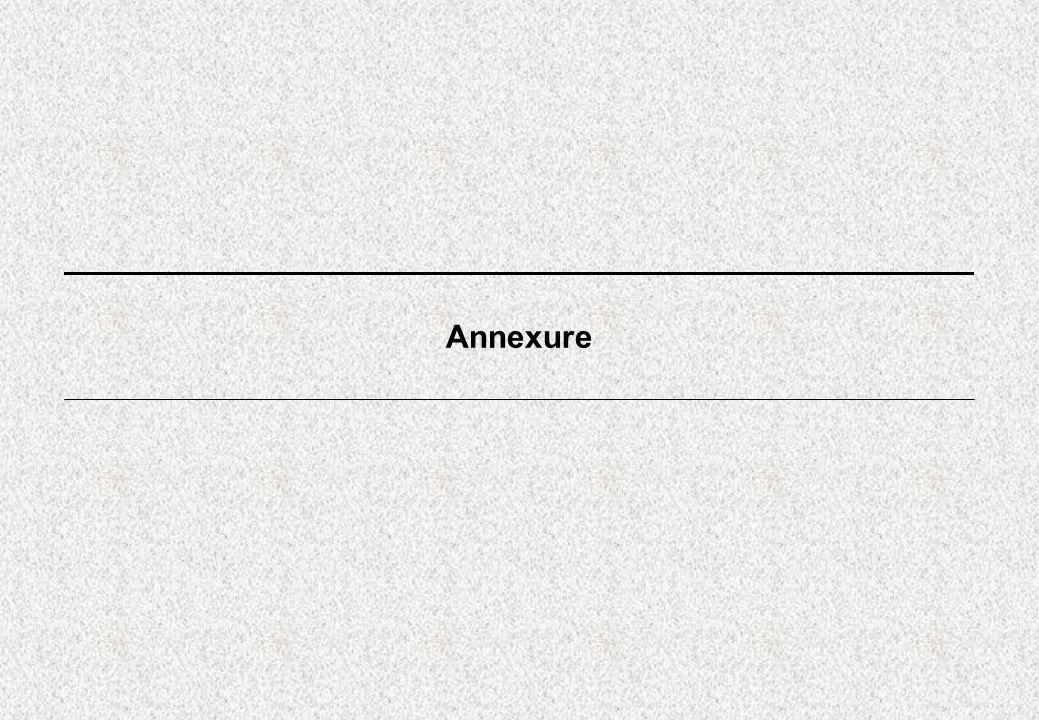Annexure