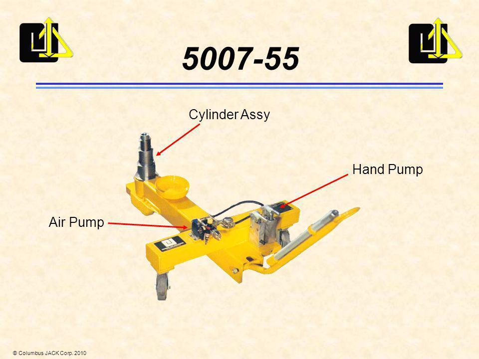 5007-55 Cylinder Assy Hand Pump Air Pump