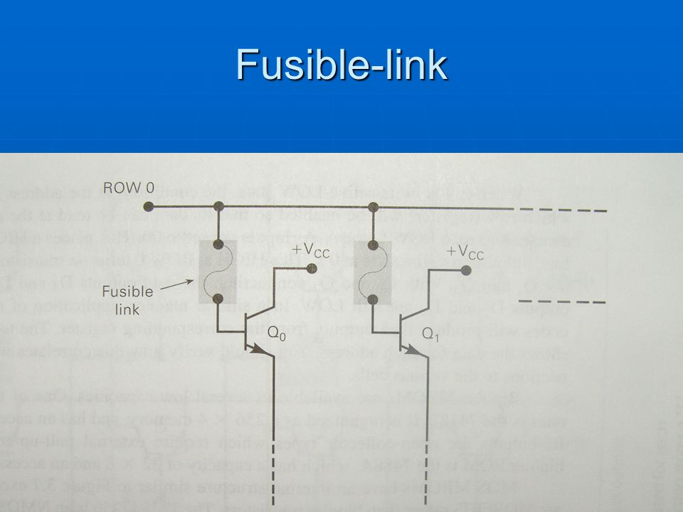 Fusible-link