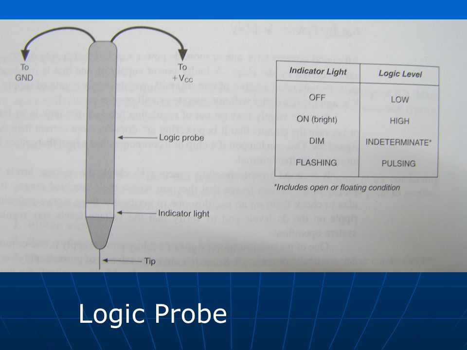 Logic Probe
