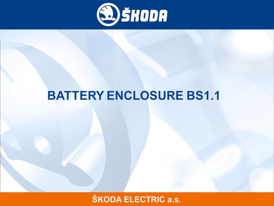 BATTERY ENCLOSURE BS1.1 19