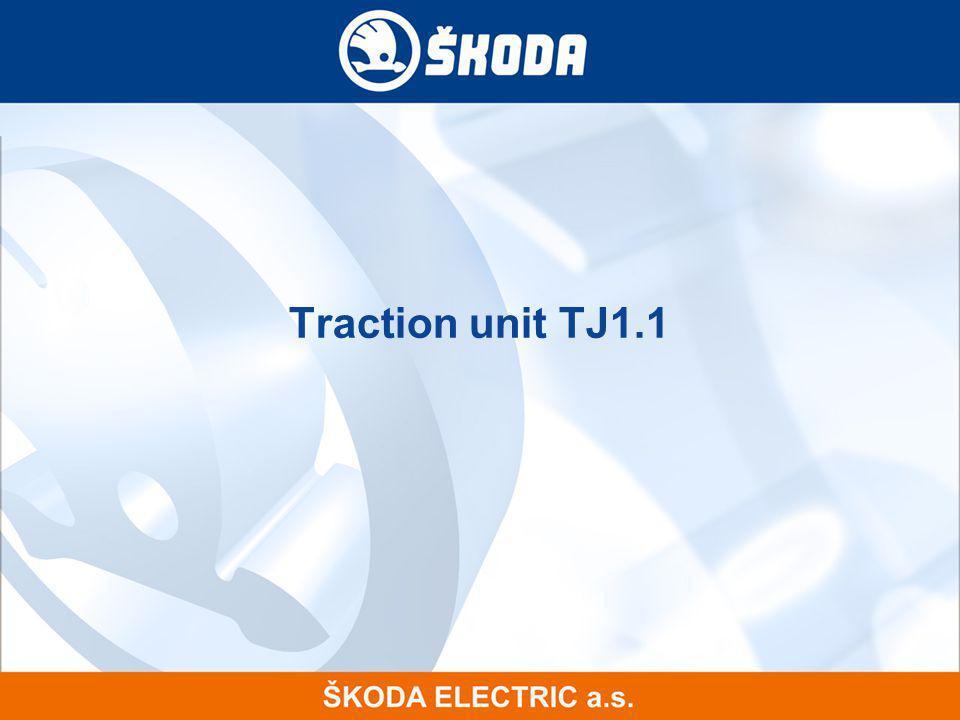 Traction unit TJ1.1 6