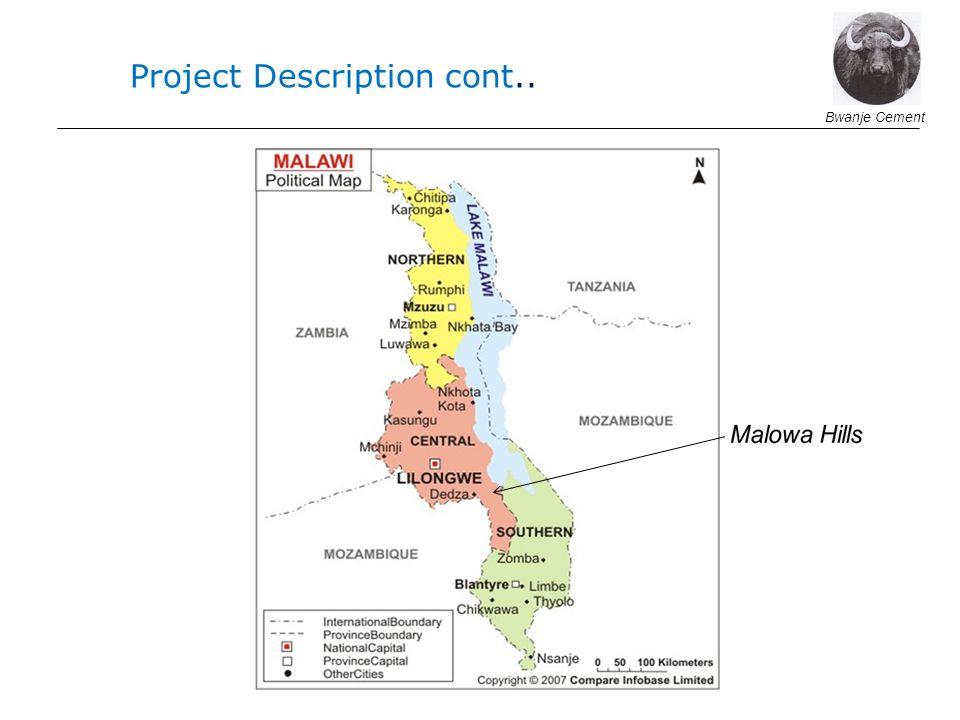 Project Description cont..