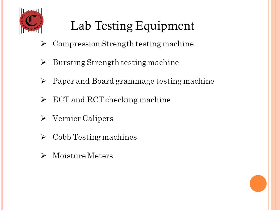 Lab Testing Equipment Compression Strength testing machine