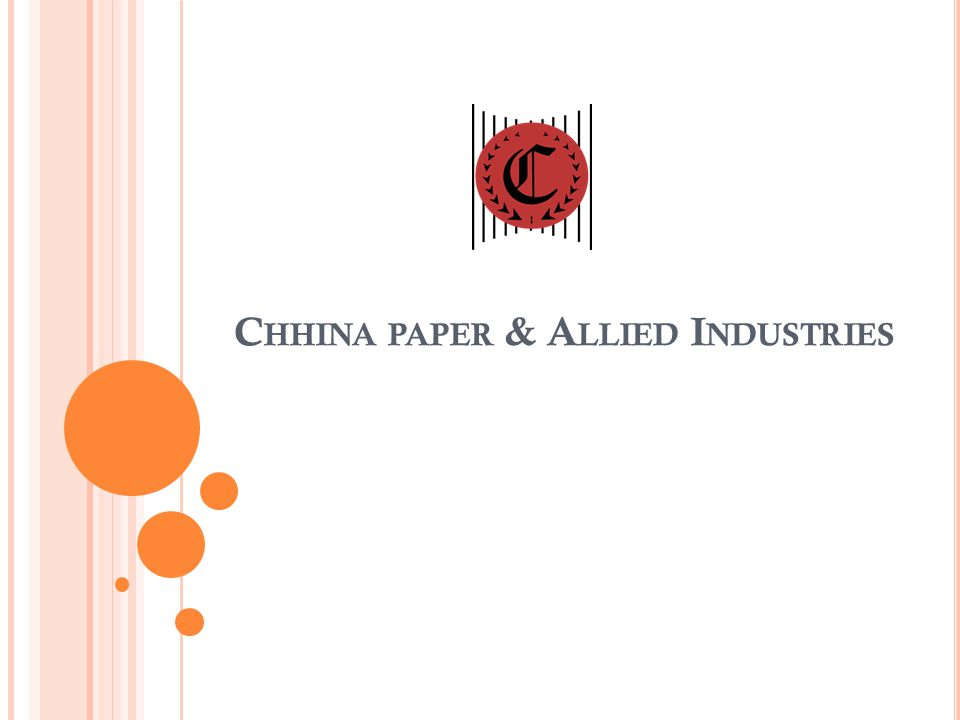 Chhina paper & Allied Industries