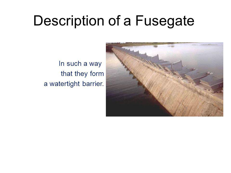 Description of a Fusegate