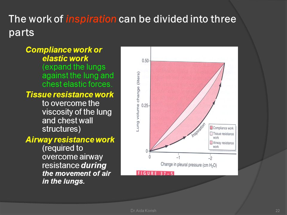The work of inspiration can be divided into three parts