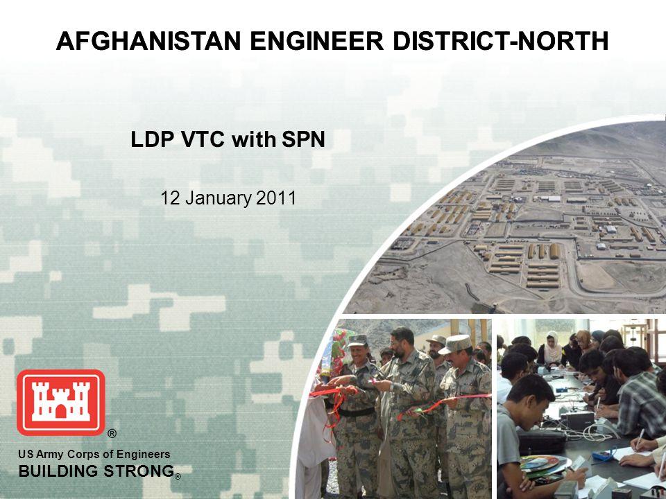 AFGHANISTAN ENGINEER DISTRICT-NORTH