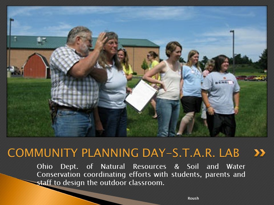 COMMUNITY PLANNING DAY-S.T.A.R. LAB