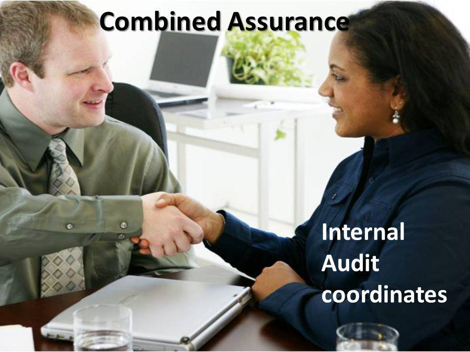 Combined Assurance Internal Audit coordinates