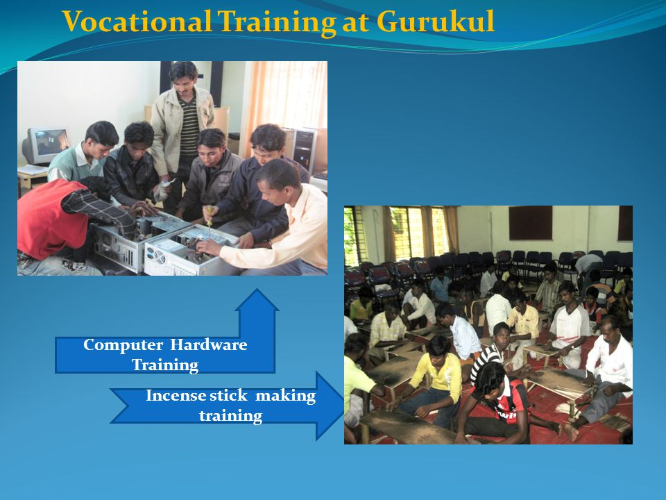 Computer Hardware Training Incense stick making training