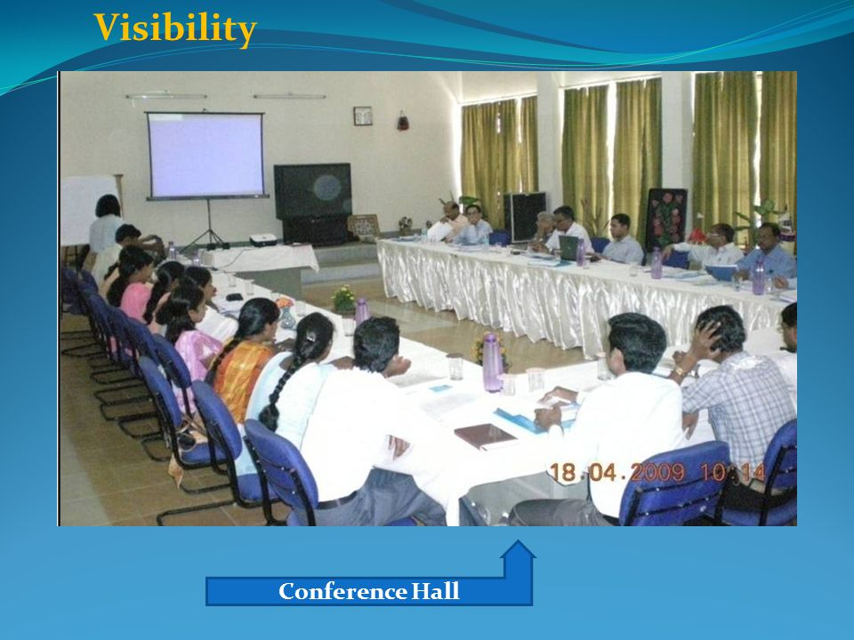 Visibility Conference Hall