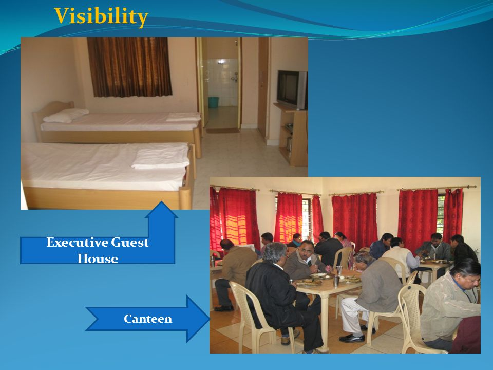 Visibility Executive Guest House Canteen