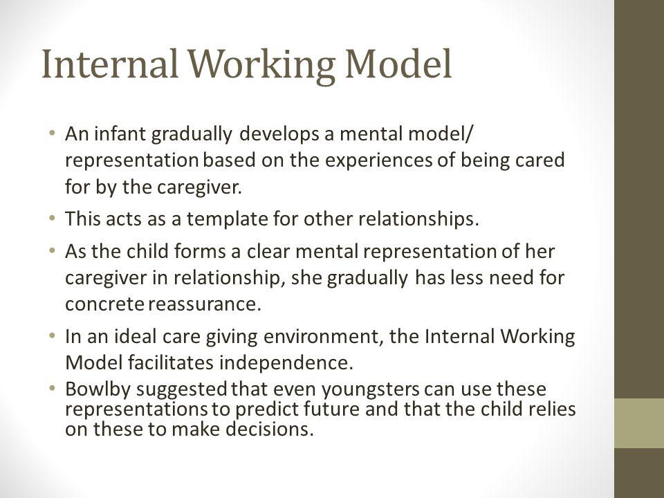Internal Working Model