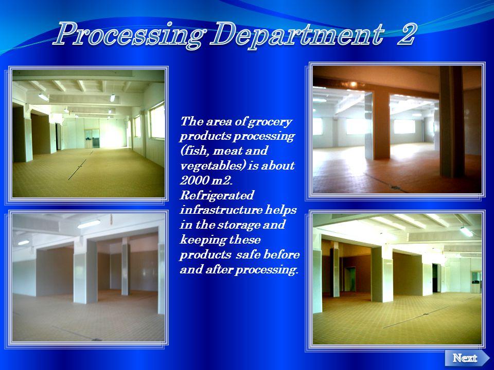Processing Department 2