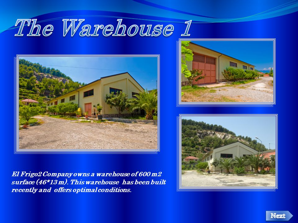 The Warehouse 1