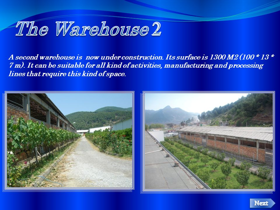 The Warehouse 2