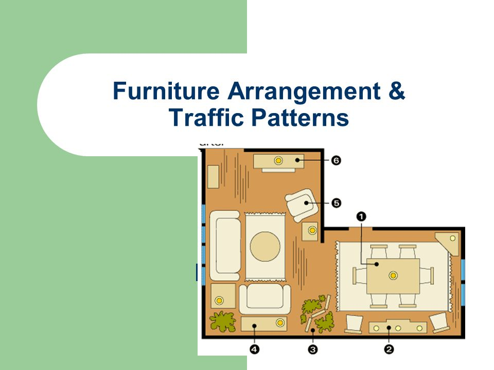 Furniture Arrangement & Traffic Patterns