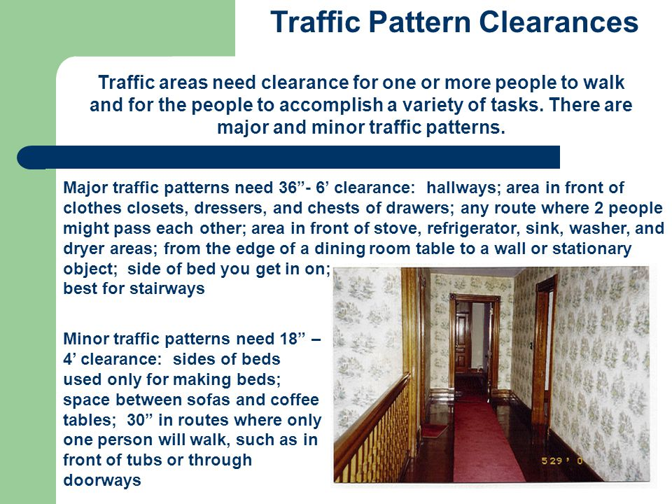 Traffic Pattern Clearances