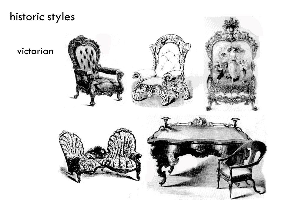 historic styles victorian