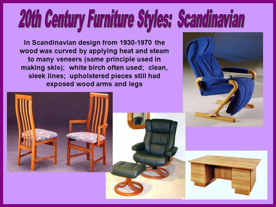 20th Century Furniture Styles: Scandinavian
