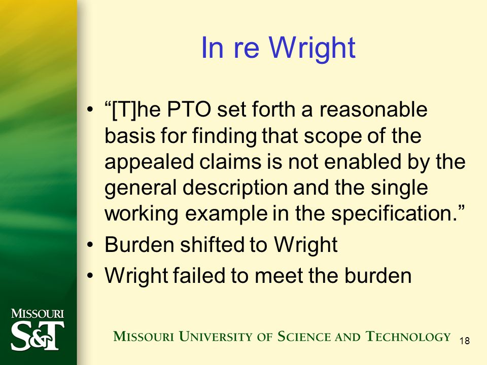 In re Wright