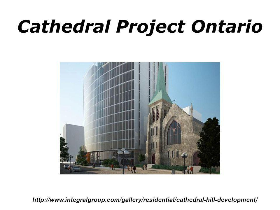 Cathedral Project Ontario