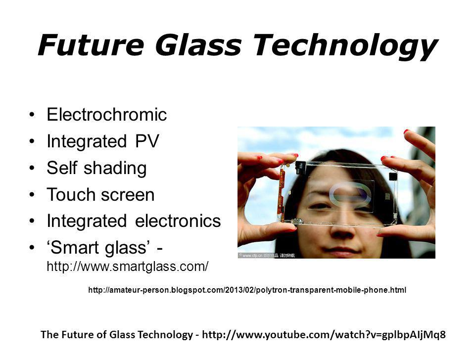 Future Glass Technology