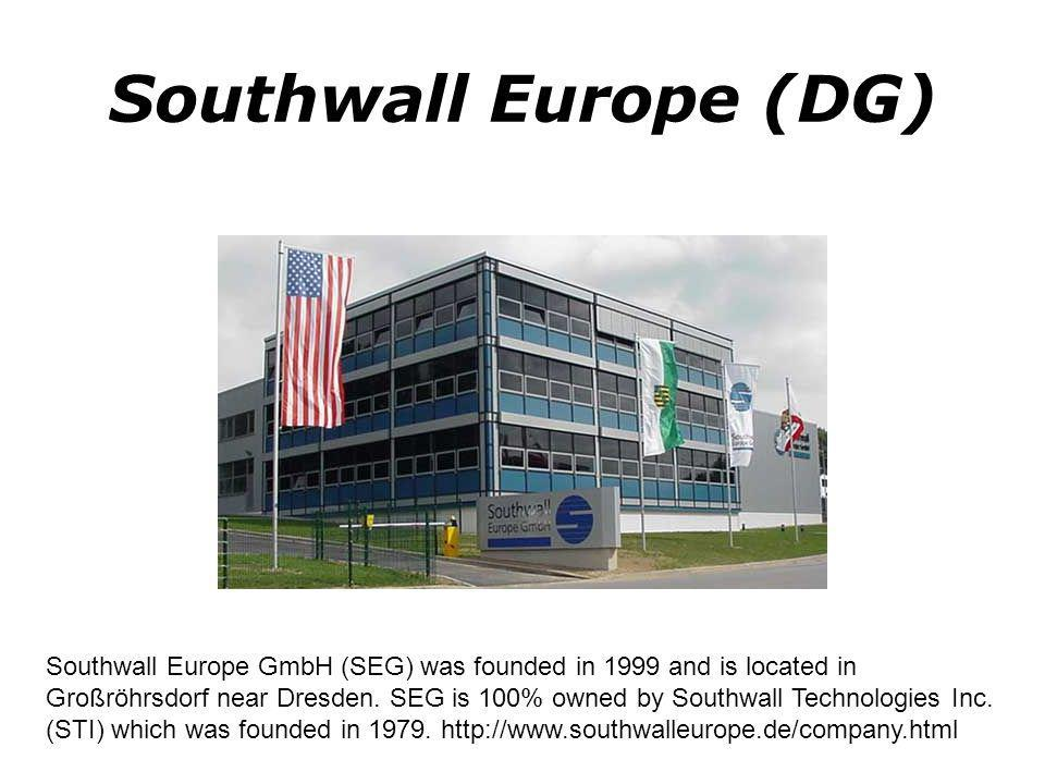 Southwall Europe (DG)