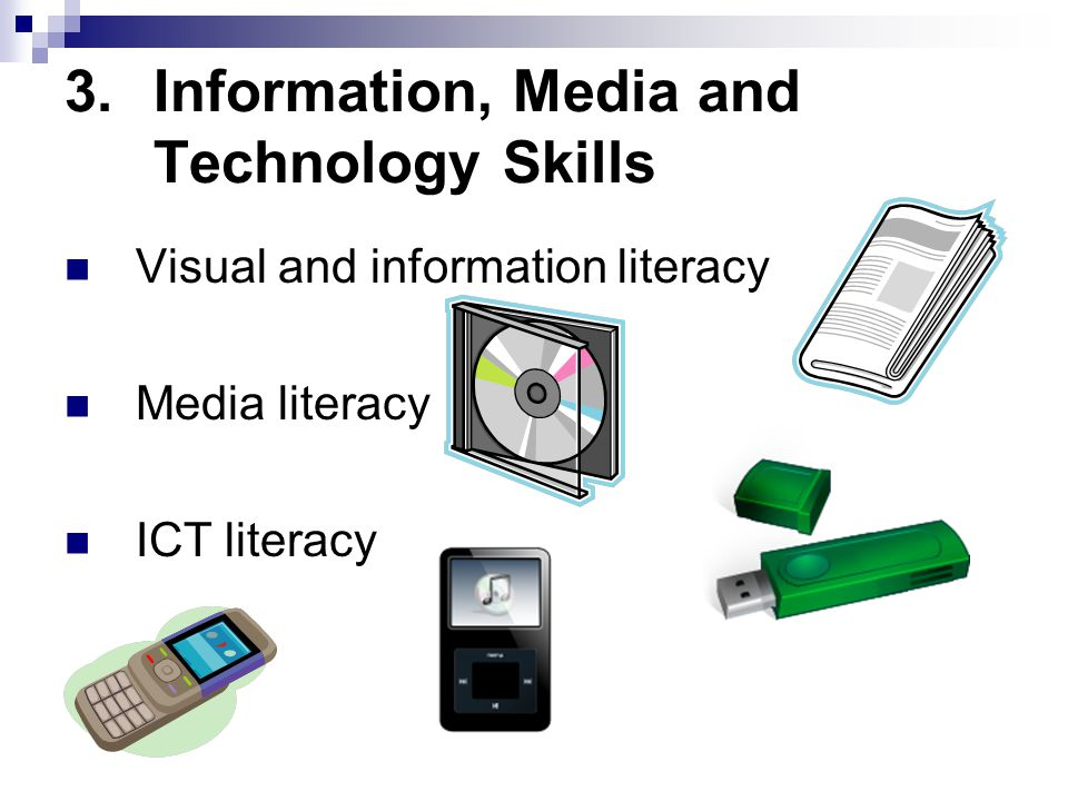 Information, Media and Technology Skills