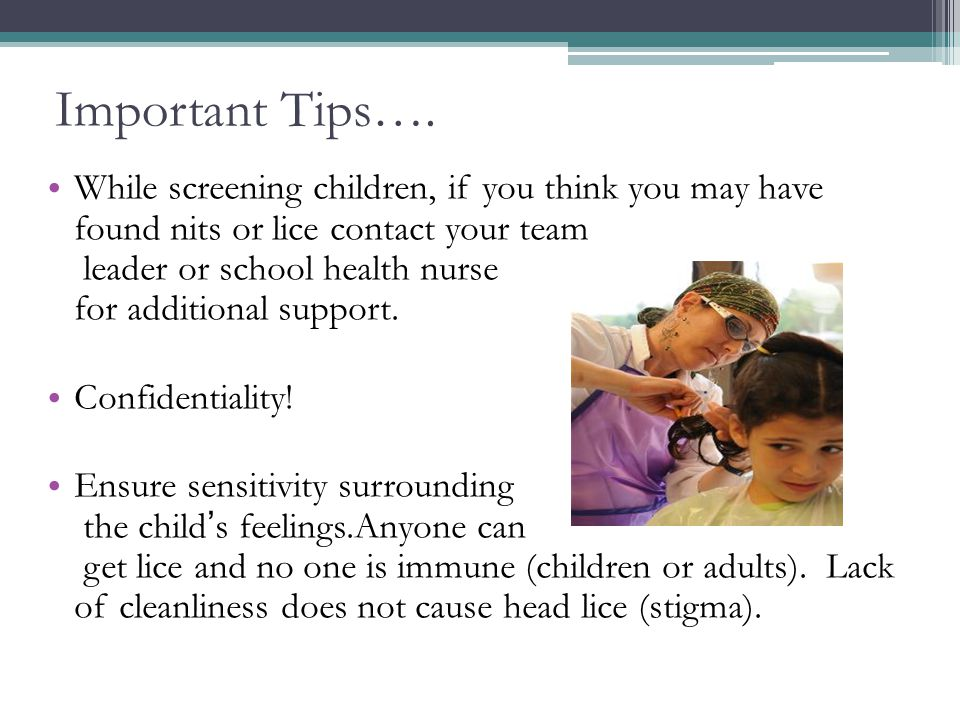 Important Tips….