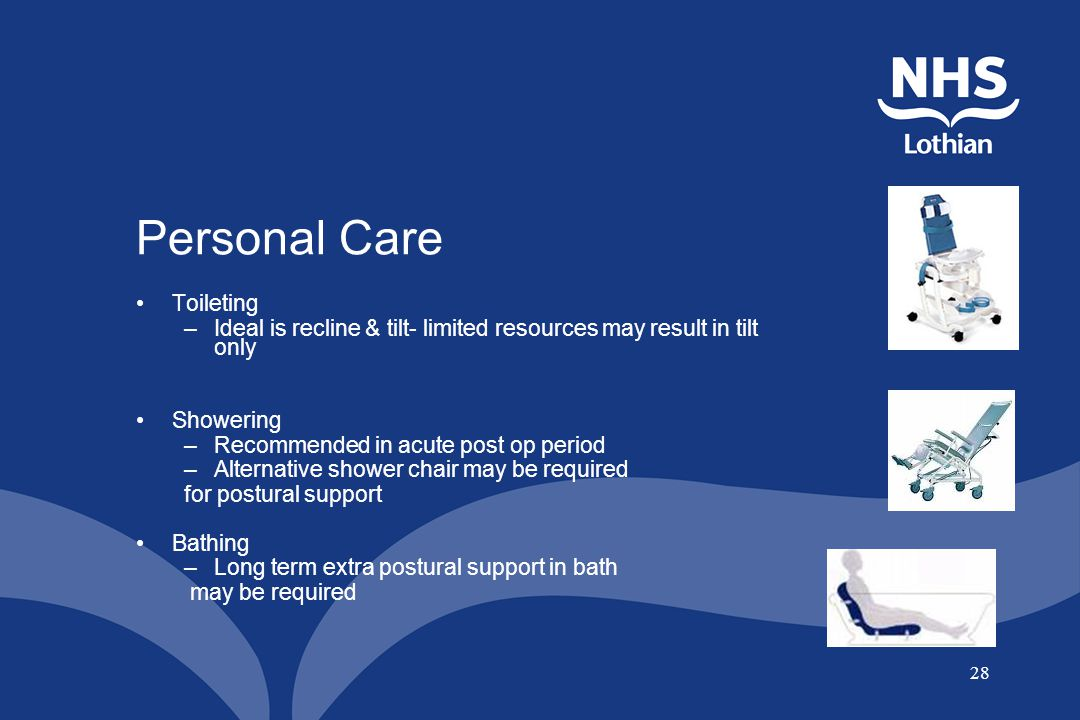 Personal Care Toileting